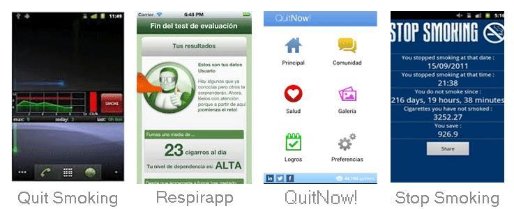 Las mejores Aplicaciones Android para dejar de fumar