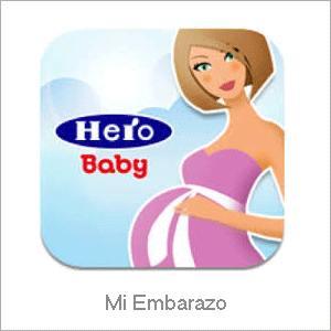 Las mejores Aplicaciones Android - Mi Embarazo Hero Baby