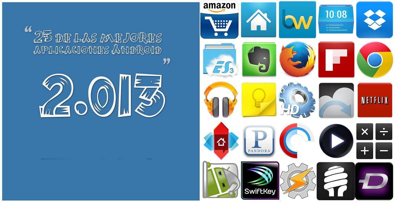 25 de las mejores apps para Android