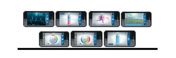 Un centro m´dico en tu smartphone Androide: LifeWatch V